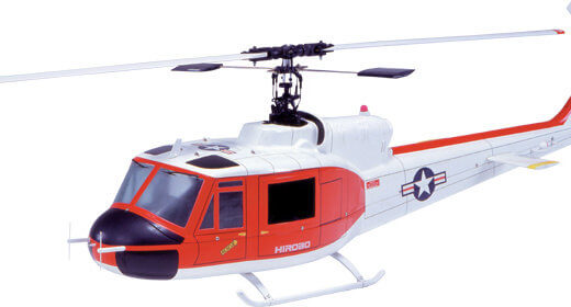 30 SCALE iroquois BELL UH-1B [0412-933]