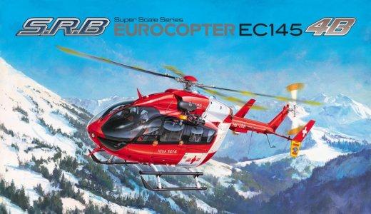 SRB EC145 SC 4B(プロポレス)2.4GHz デジタル [0322-940]