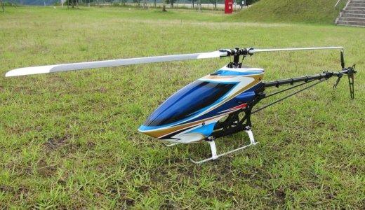 ラジコン ヘリコプター 更なる高みを目指し進化を続ける機体