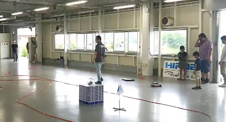 ドローン&サーキット (社員感謝デー)#1