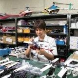 プロスタッフによるマンツーマンのRCヘリ スクール(フライト調整、修理、組立て)
