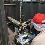 レーザー溶接機の導入
