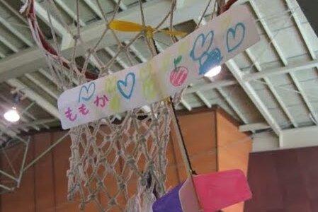 ゴム動力飛行機に夢を乗せて   -  東日本大震災から10年「子供達の希望を乗せて」