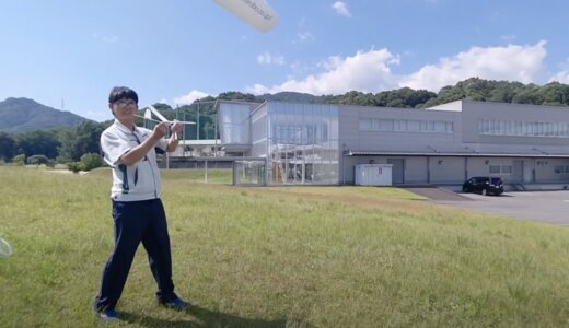 youtube: ヒロボー✨ゴム動力飛行機✨スカイ ドリーム ①